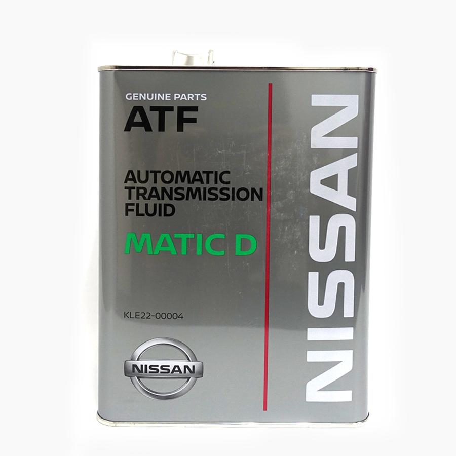 NISSAN GENUINE ATF MATIC D