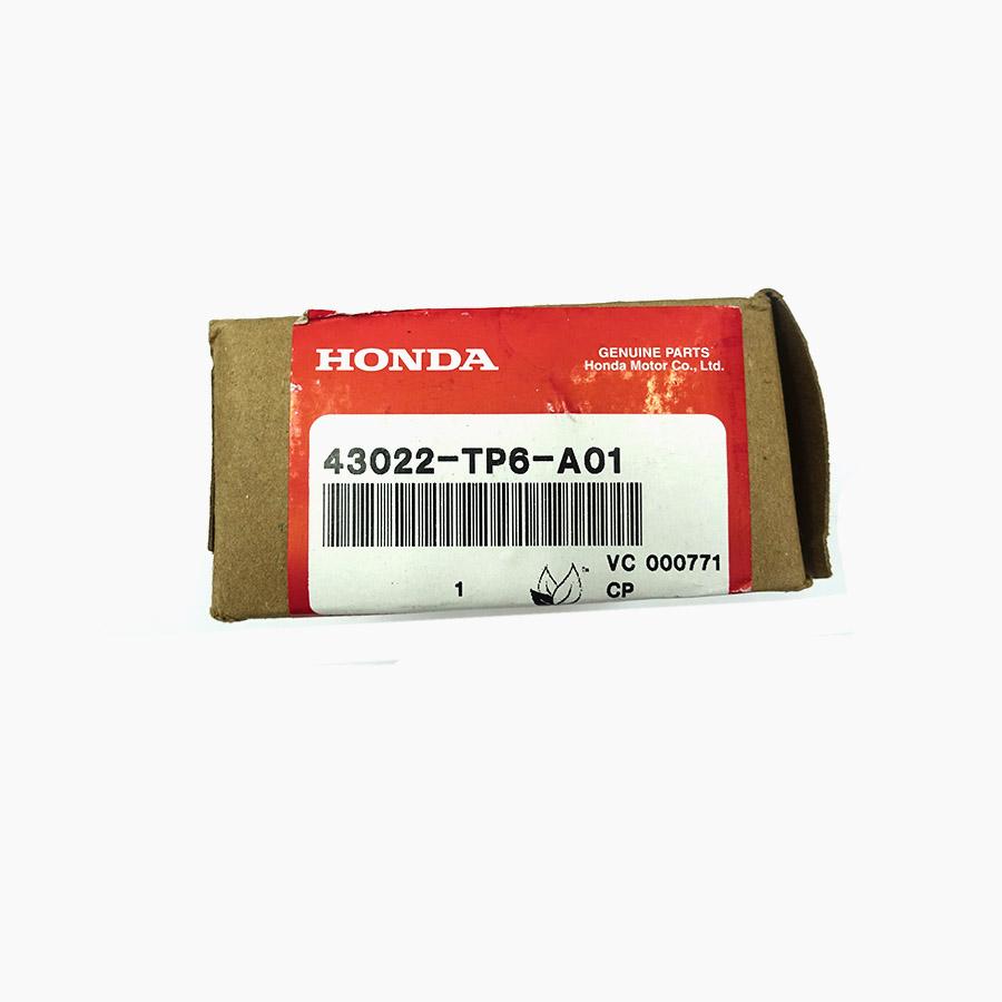 Honda Genuine Rear Brake Pads
