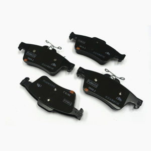 Mazda Genuine Rear Brake Pads